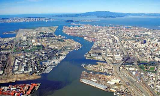 Dutra Group | Dredging | Oakland Harbor Navigation Improvements, 50' Deepening Project, Phase 3, Manson / Dutra Joint Venture