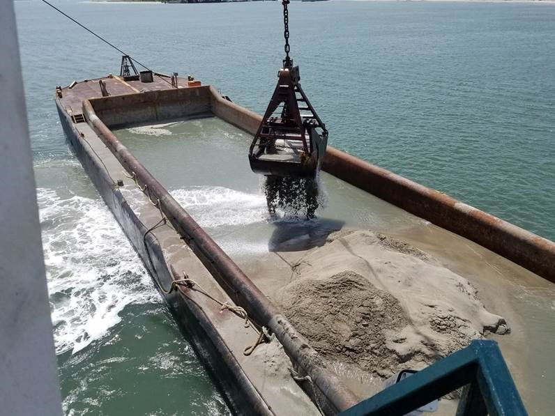 Dutra Group | Dredging | Maintenance Dredging Morehead City Harbor, Range A & Range B