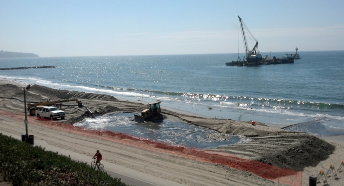 Dutra Group | Dredging | Marina Del Rey Harbor Maintenance Dredging