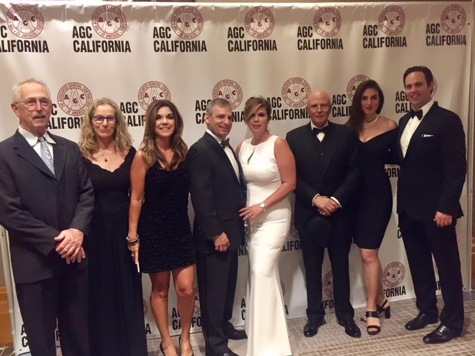 2017 AGC of California Awards | Dutra Group