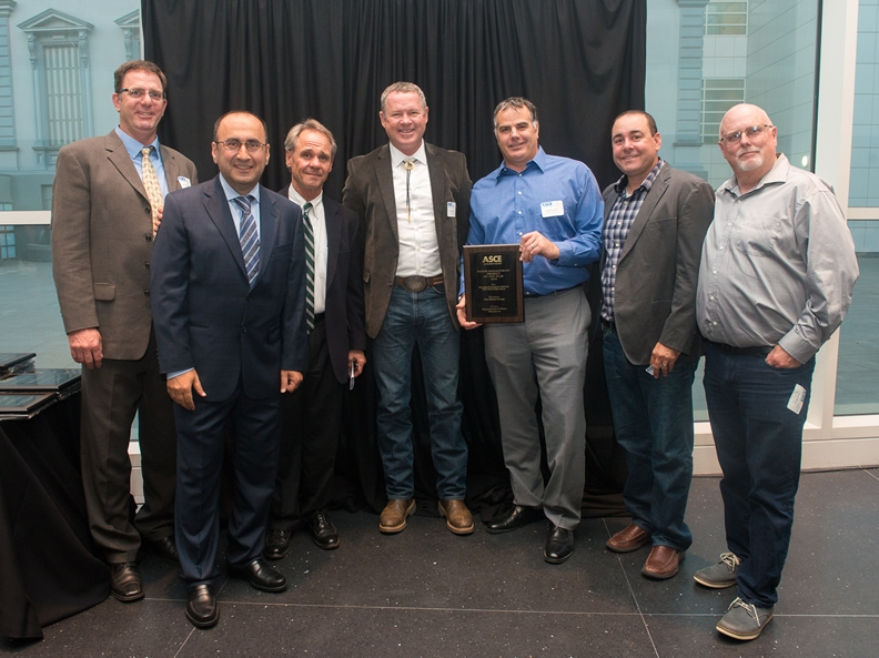 ASCE 2015 Outstanding Flood Management Project | Dutra Group