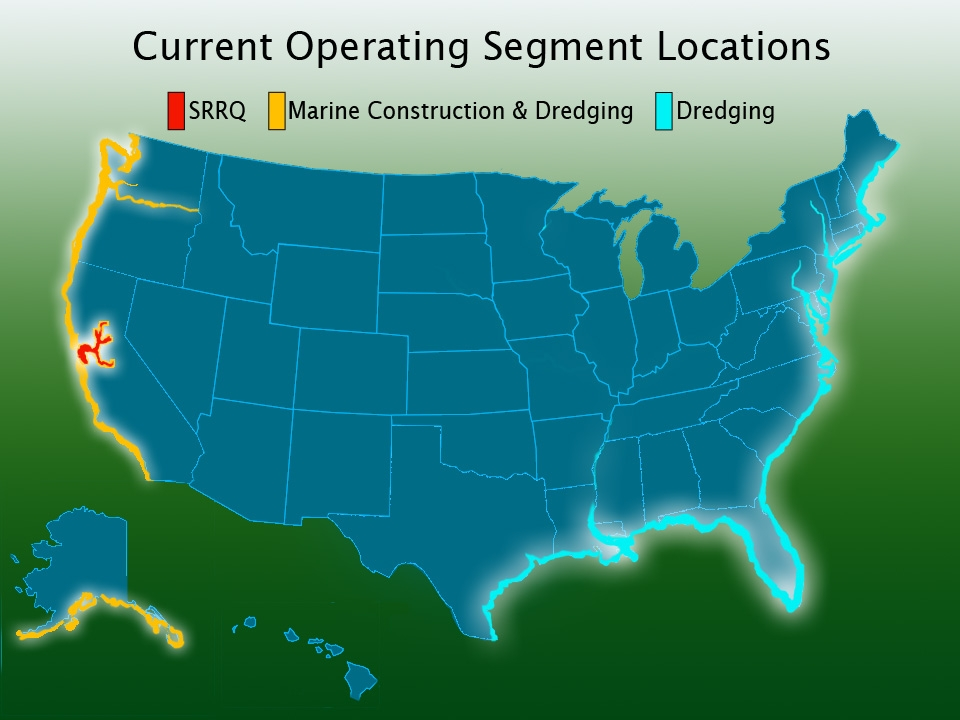 Current Operating Map | Dutra Group
