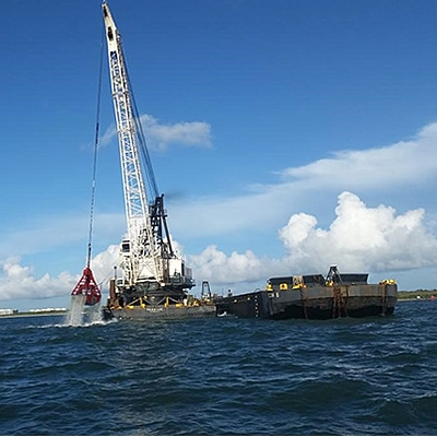 The Dutra Group | Dredging | Marine Construction | Materials